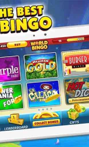 World of Bingo 3