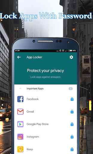Antivirus & Security (AppLock) 4