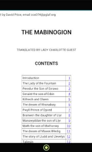 The Mabinogion 3