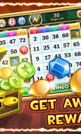 Bingo Tournament 4