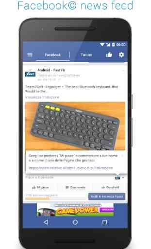 Fast Lite - Social App 2
