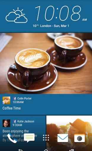 HTC Social Plugin - Facebook 1