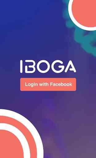 Iboga Live Video Facebook 1
