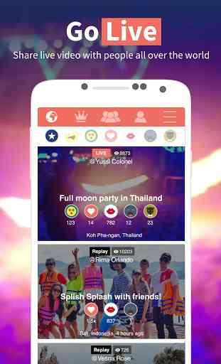 Iboga Live Video Facebook 2