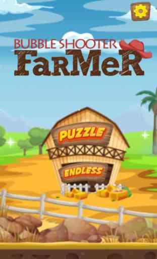 Bubble Shooter Farmer 1