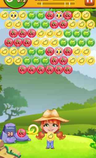 Bubble Shooter Farmer 2