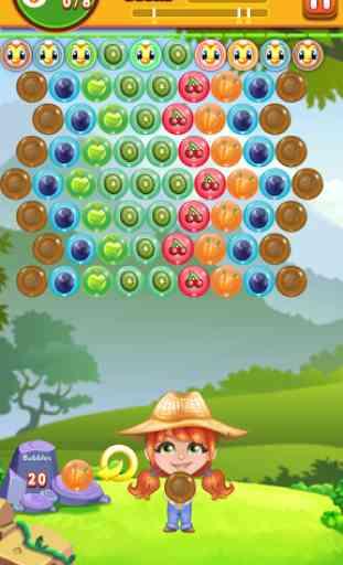 Bubble Shooter Farmer 3