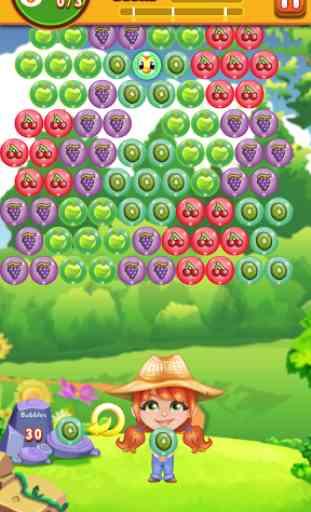 Bubble Shooter Farmer 4