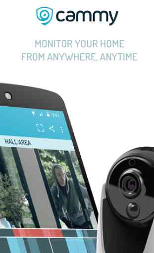 Cammy - IP Camera monitoring 1