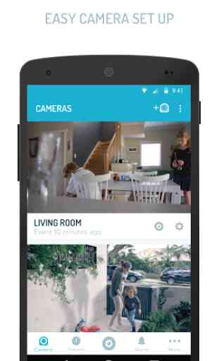 Cammy - IP Camera monitoring 2