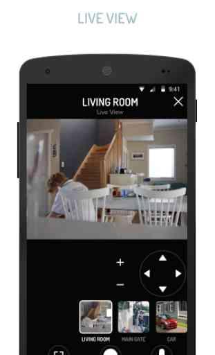 Cammy - IP Camera monitoring 3