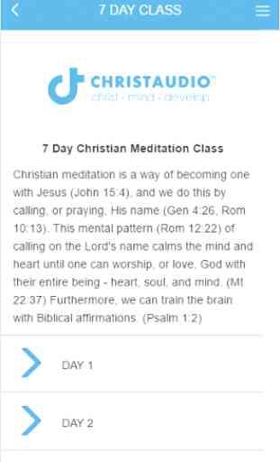 Christian Meditation 2