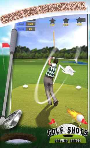Golf Shots - Driving Range 2