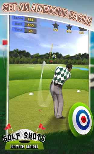 Golf Shots - Driving Range 3