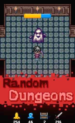 Pocket Dungeon - RPG game 1