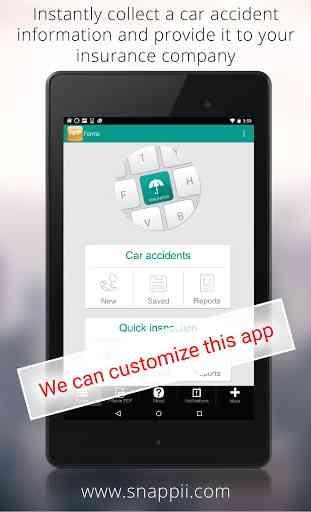 Insurance Adjusters App 1