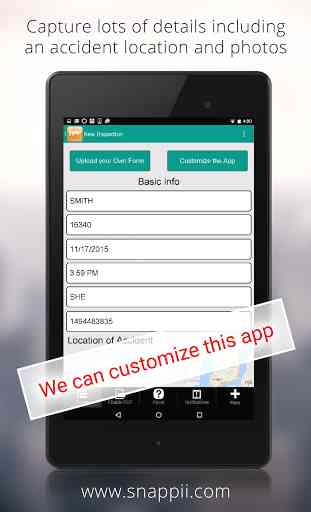 Insurance Adjusters App 2