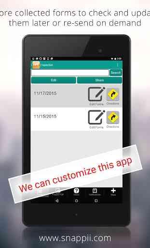 Insurance Adjusters App 3