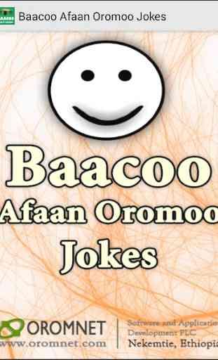Baacoo Afaan Oromoo Jokes 2