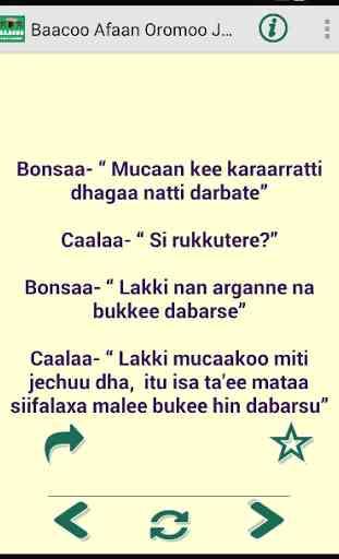Baacoo Afaan Oromoo Jokes 3