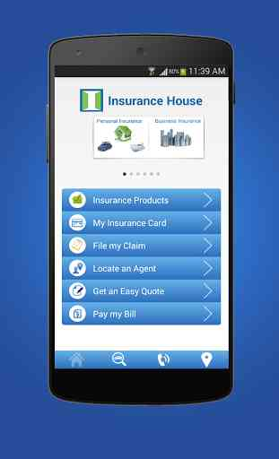 Insurance House 1