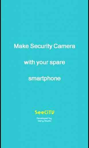 SeeCiTV Home Security Camera 1
