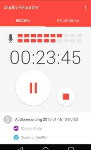Audio Recorder 2