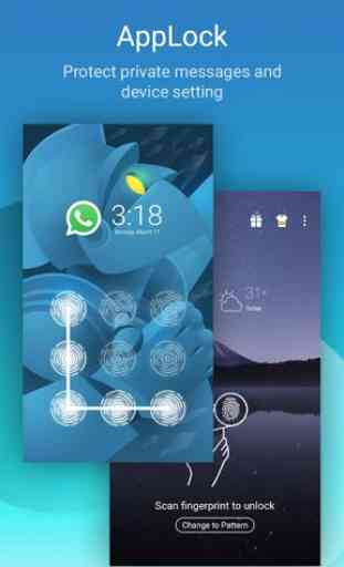 CM Security AppLock AntiVirus 2