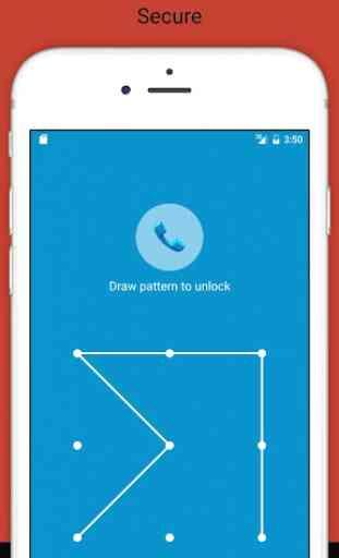 Fingerprint Pattern App Lock 3