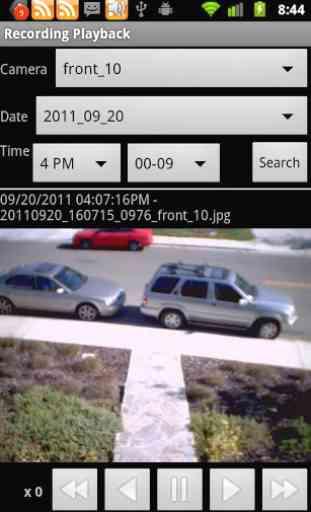 IP Cam Viewer Lite 4