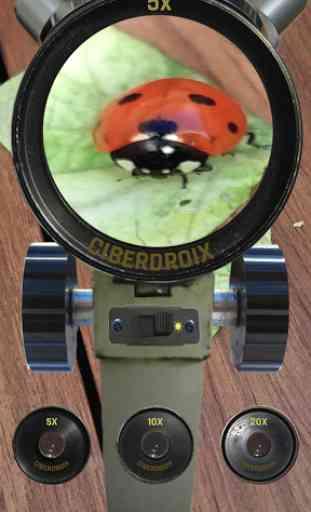 Microscope Realistic 2