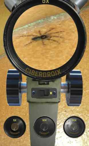 Microscope Realistic 4