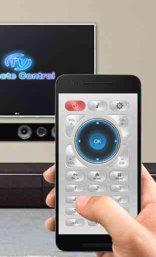 Remote Control for TV 4