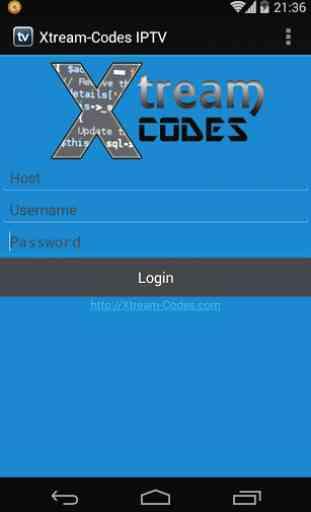 Xtream-Codes IPTV 1