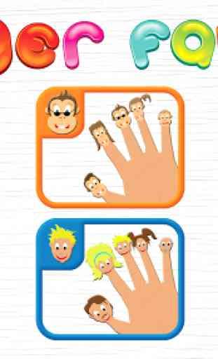 Finger Family Game 1