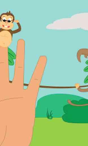 Finger Family Game 2