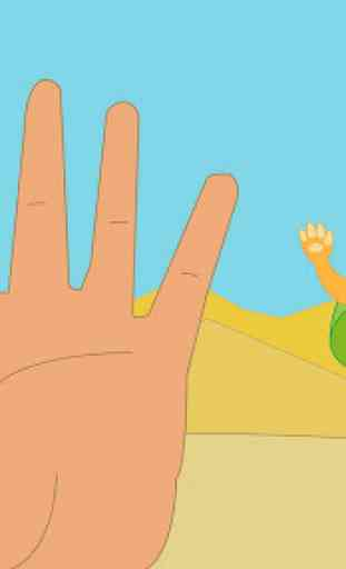 Finger Family Game 4