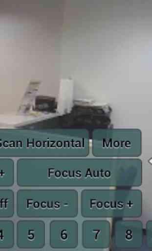 Viewer for GeoVision ip camera 1