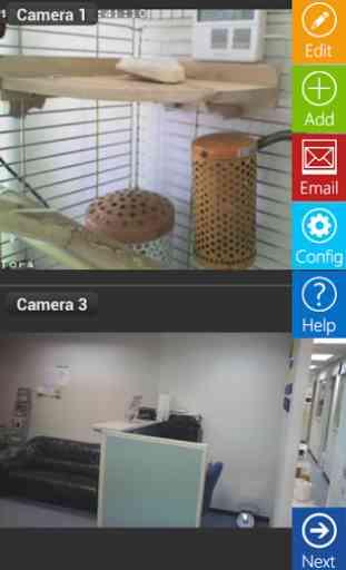 Viewer for GeoVision ip camera 3
