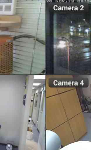 Viewer for GeoVision ip camera 4