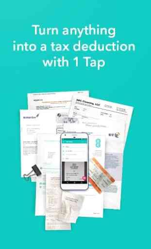 1Tap Receipts HMRC Tax Scanner 4