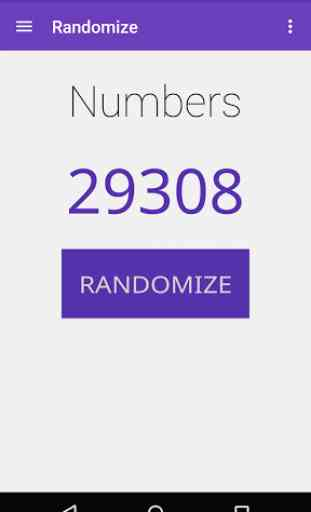 Randomize: Numbers & Letters 1