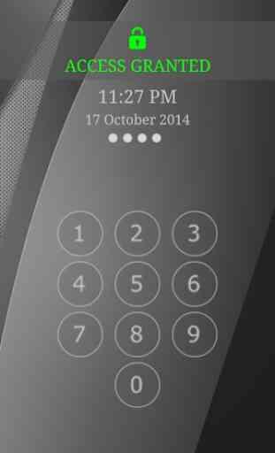 App Lock (Keypad) 2