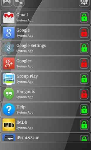 App Lock (Keypad) 4