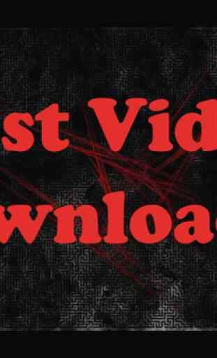 Video Downloader HD 1