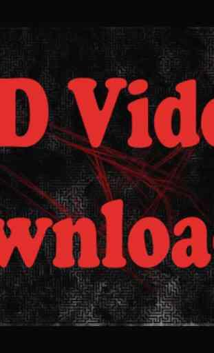 Video Downloader HD 2