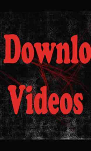 Video Downloader HD 3
