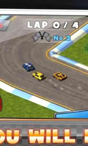 Finger Racer 4