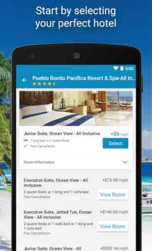Expedia Hotels, Flights & Cars 2