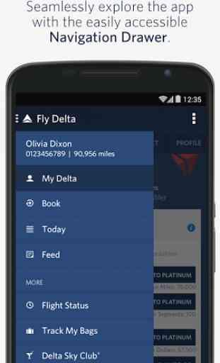 Fly Delta 1